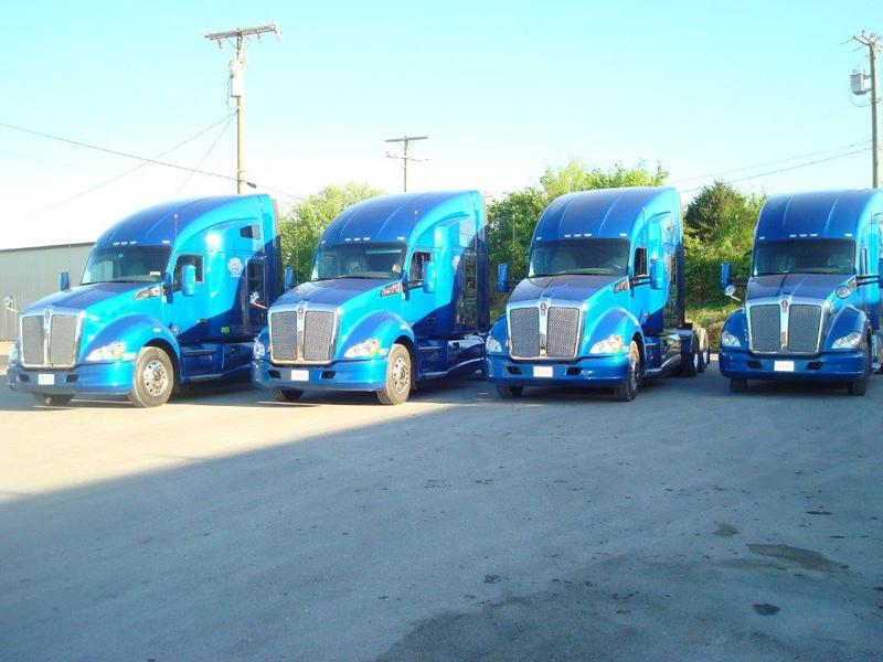 Karr Transportation Fleet